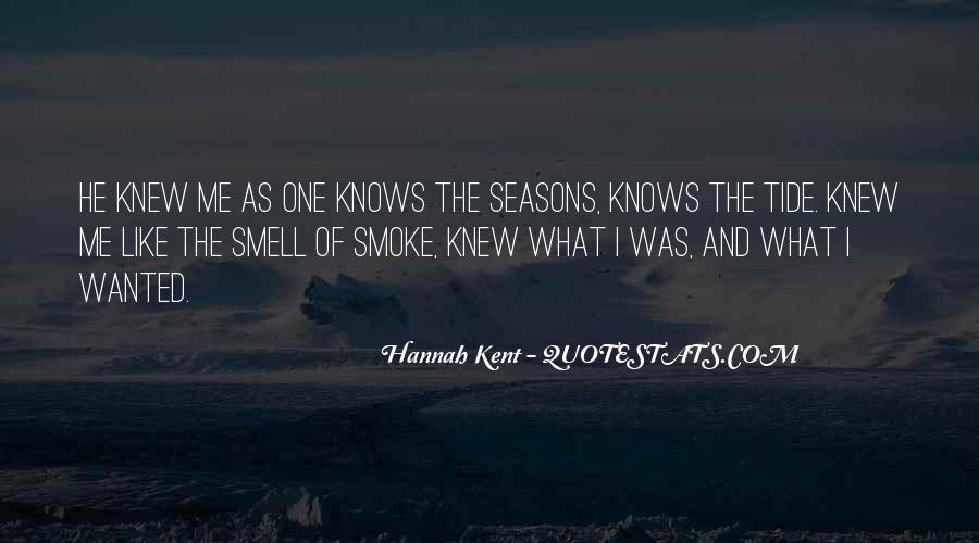 Hannah Kent Quotes #1049811