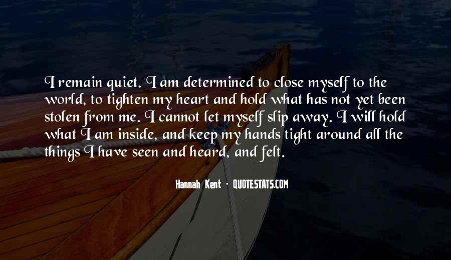 Hannah Kent Quotes #1107109