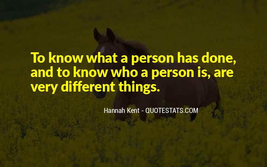 Hannah Kent Quotes #1218110