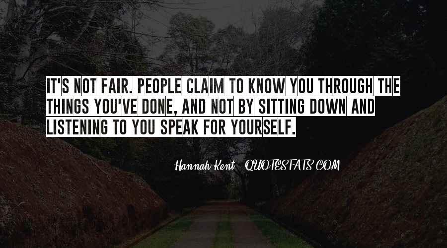Hannah Kent Quotes #1275729