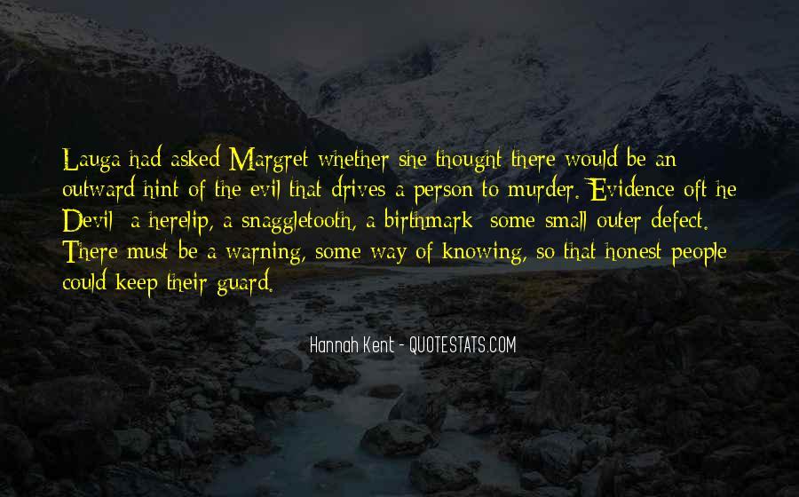 Hannah Kent Quotes #1393502