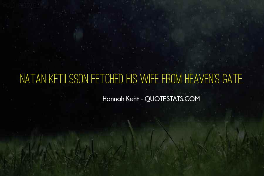 Hannah Kent Quotes #1548106