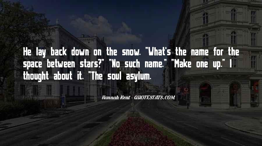 Hannah Kent Quotes #1573855