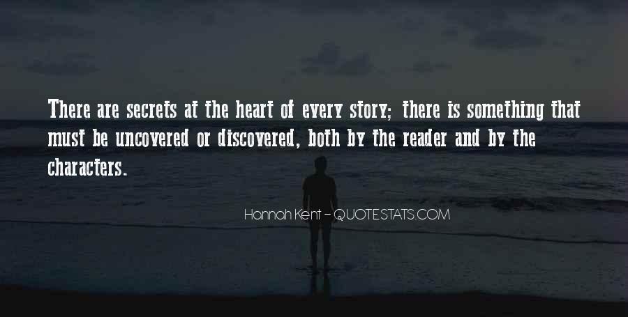 Hannah Kent Quotes #1649439
