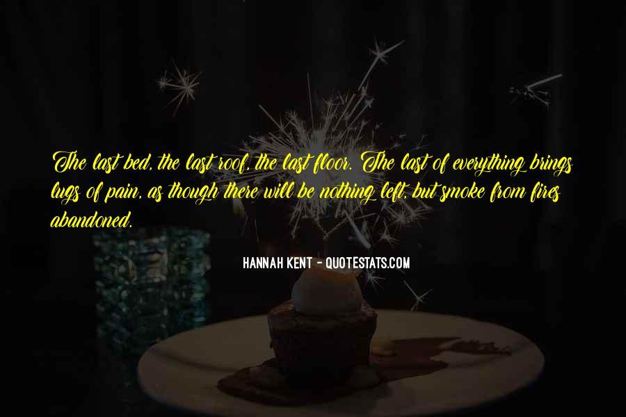 Hannah Kent Quotes #1673880