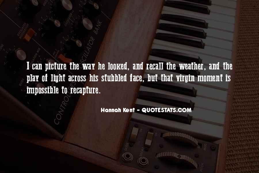 Hannah Kent Quotes #1779115