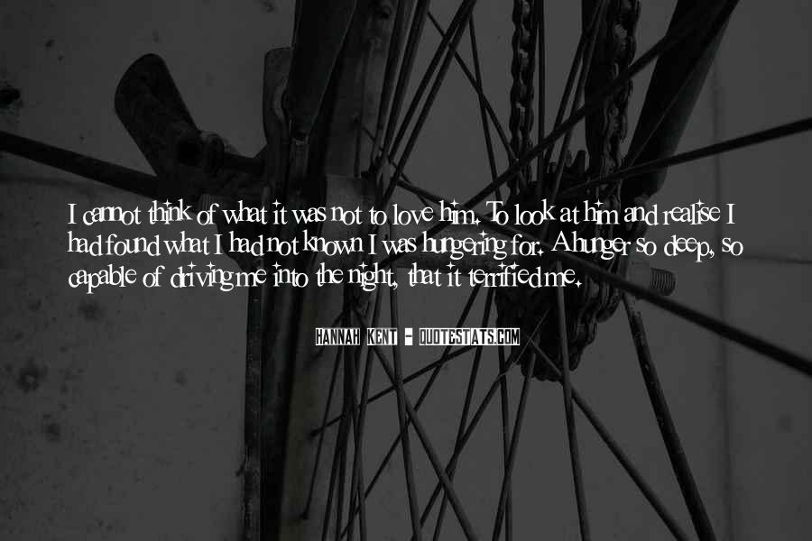 Hannah Kent Quotes #182081