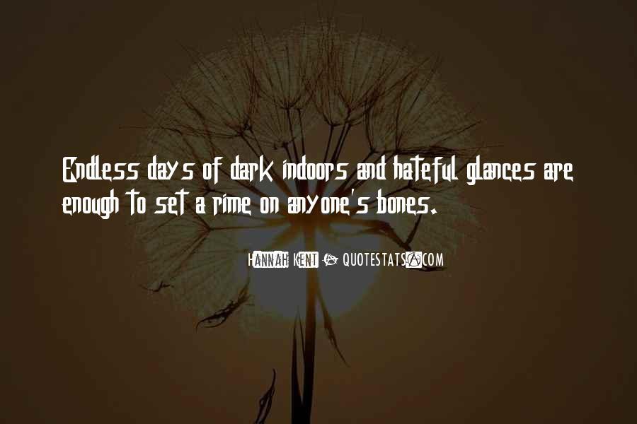 Hannah Kent Quotes #1878057