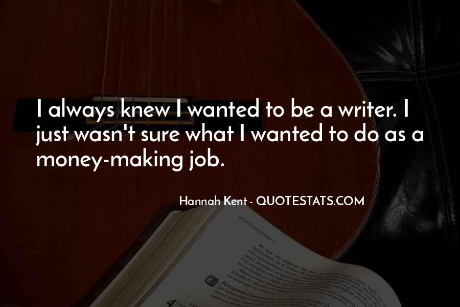 Hannah Kent Quotes #33509