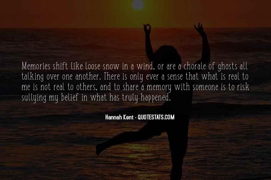 Hannah Kent Quotes #48697