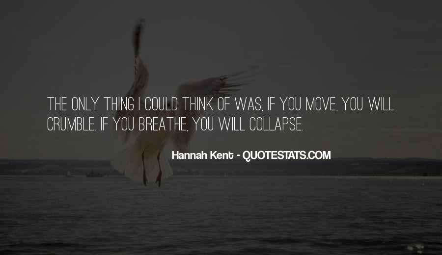 Hannah Kent Quotes #564017