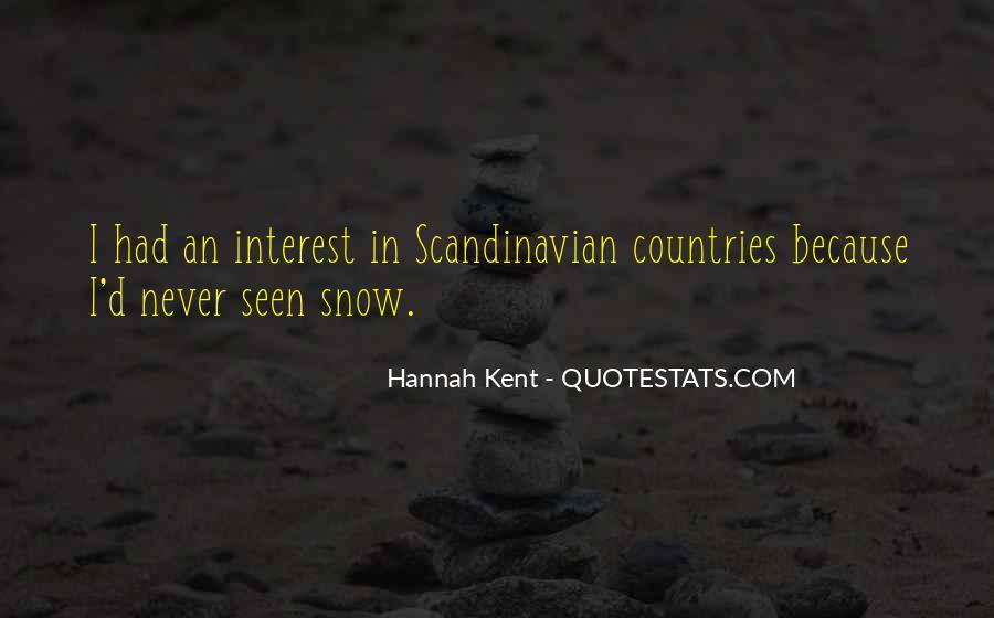 Hannah Kent Quotes #798056