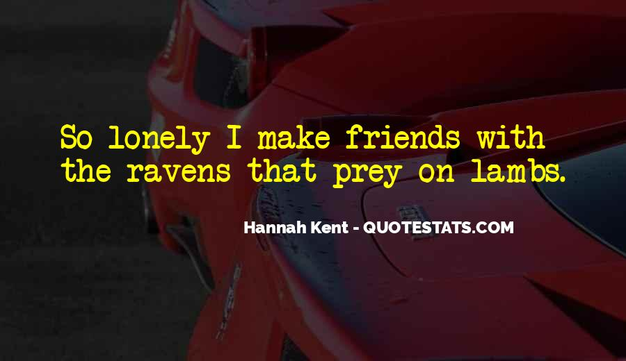 Hannah Kent Quotes #811446