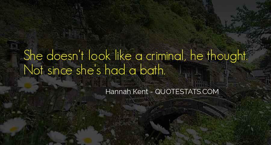 Hannah Kent Quotes #915776