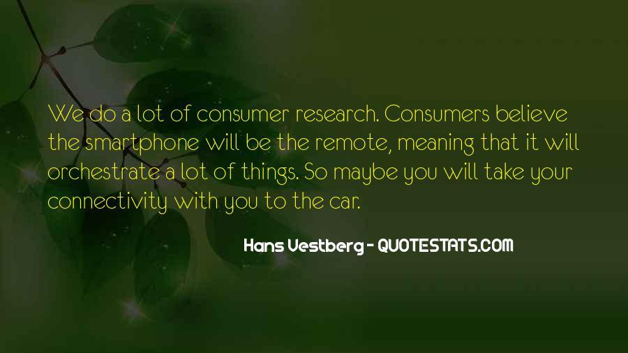 Hans Vestberg Quotes #1318040