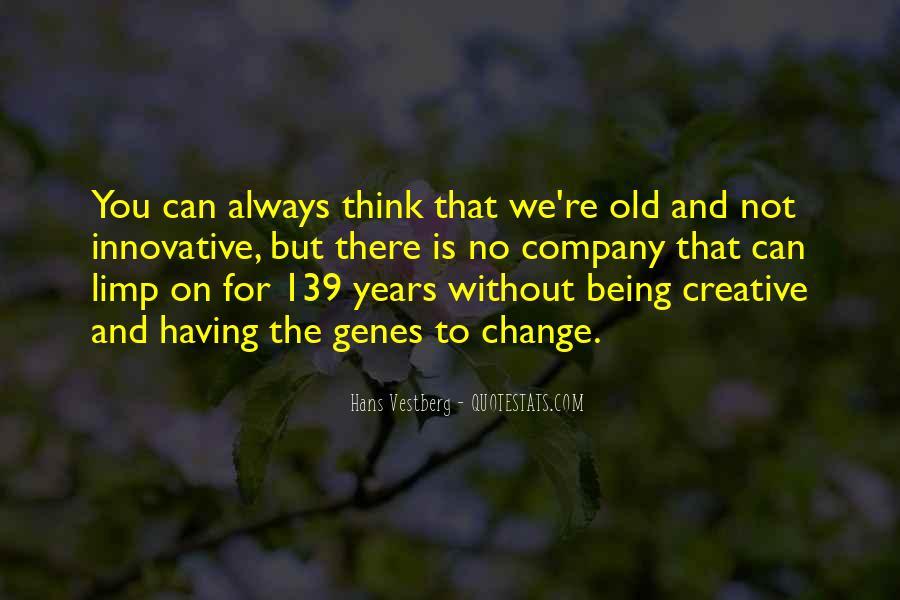 Hans Vestberg Quotes #149700