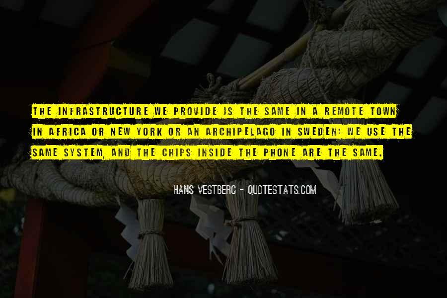 Hans Vestberg Quotes #1555884