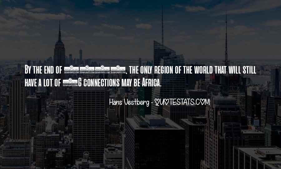 Hans Vestberg Quotes #1604801