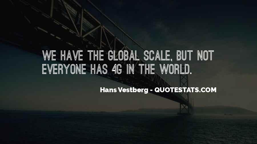 Hans Vestberg Quotes #380439