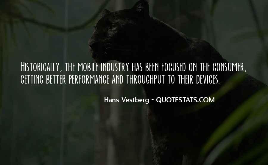 Hans Vestberg Quotes #613825