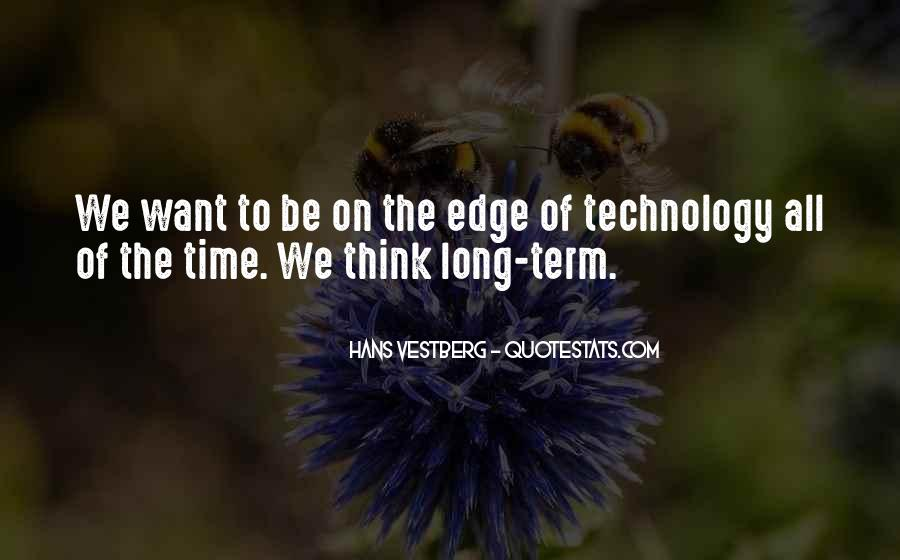 Hans Vestberg Quotes #907343