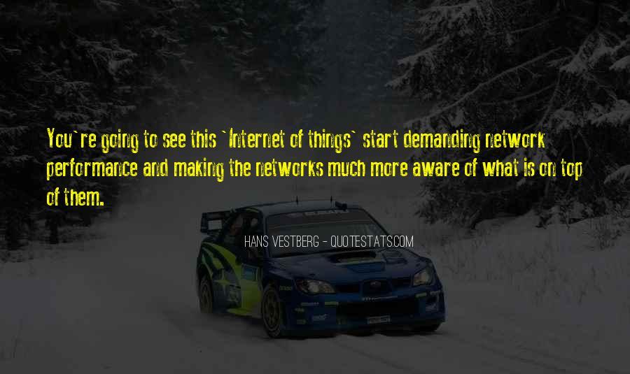 Hans Vestberg Quotes #907480