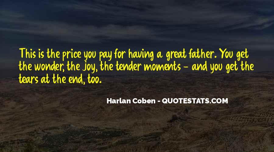 Harlan Coben Quotes #101533