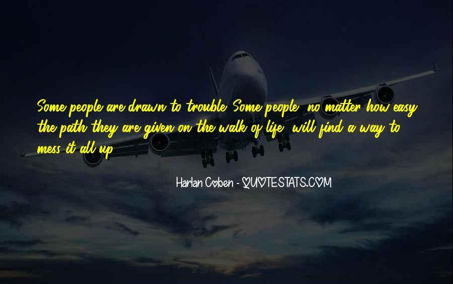 Harlan Coben Quotes #119257