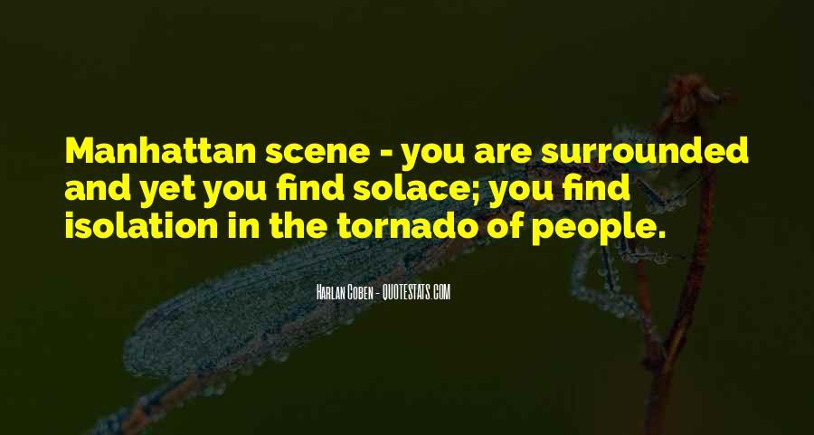 Harlan Coben Quotes #134287