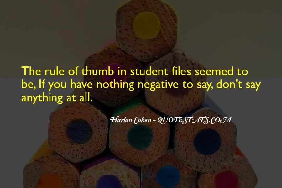 Harlan Coben Quotes #134849