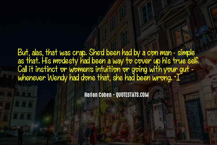 Harlan Coben Quotes #135169