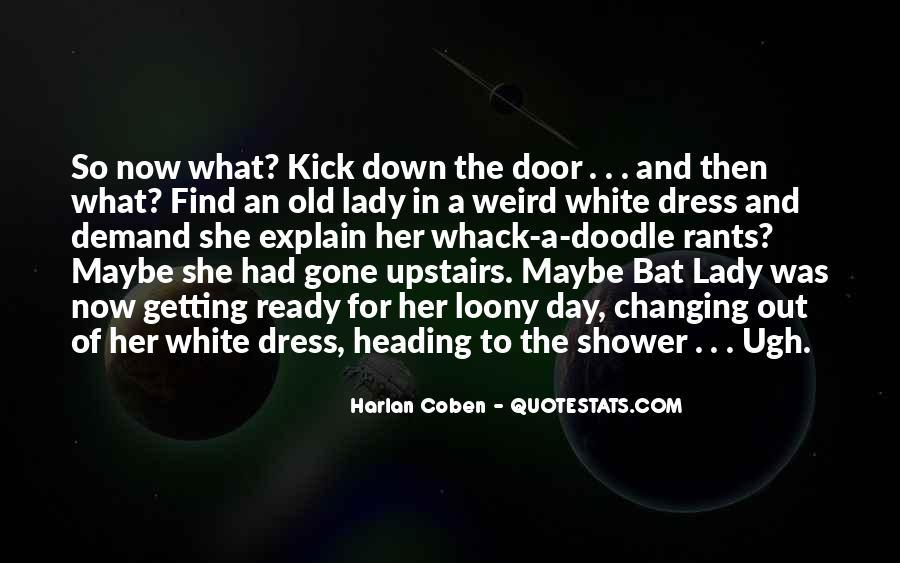 Harlan Coben Quotes #154146