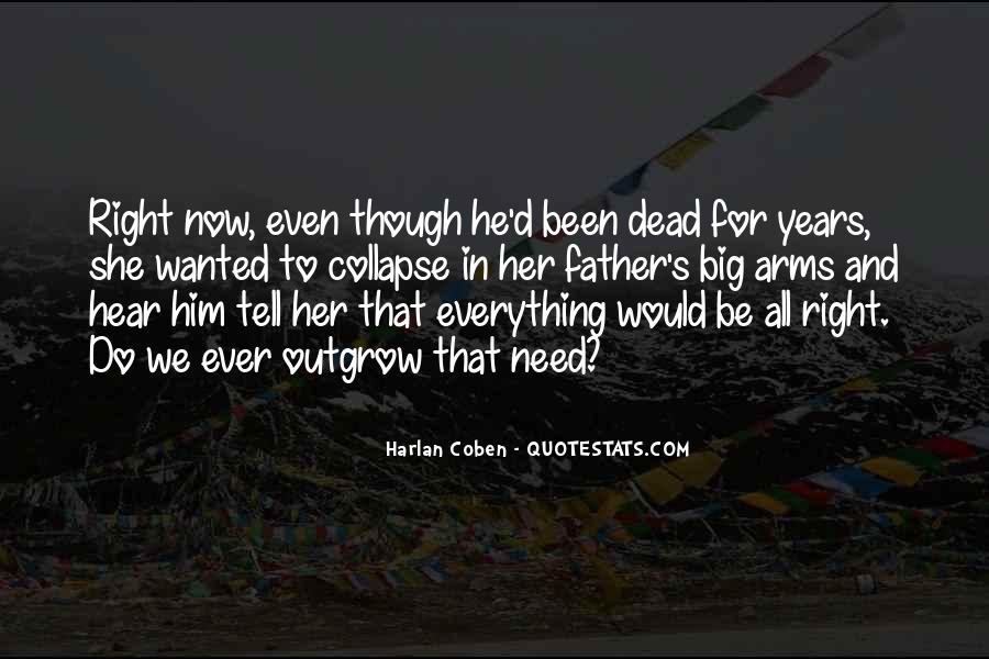 Harlan Coben Quotes #155594