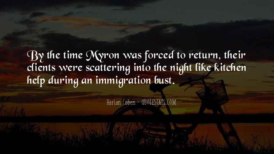Harlan Coben Quotes #162678