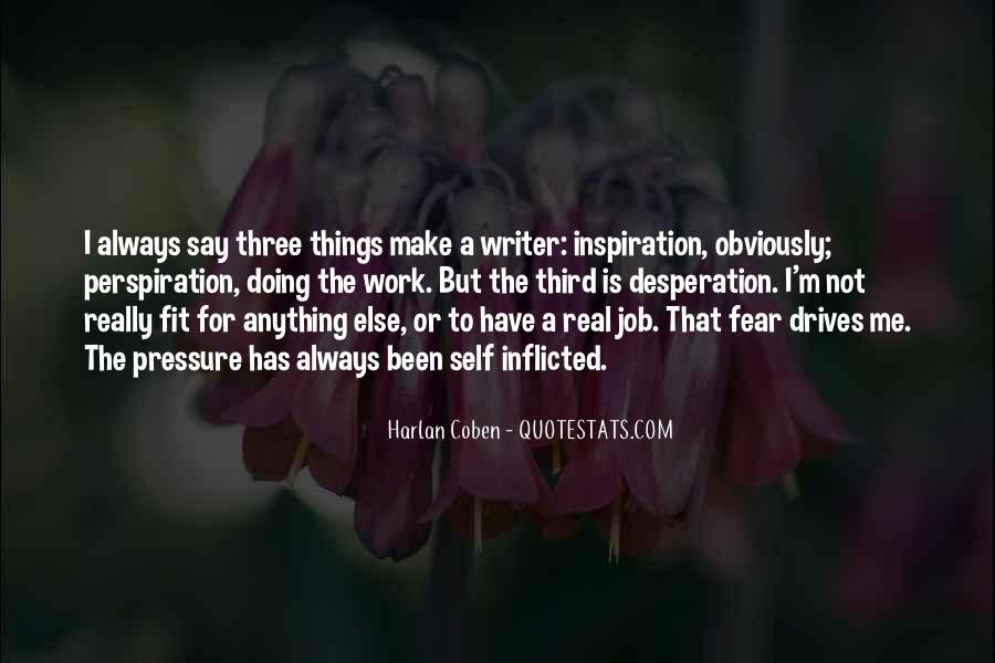 Harlan Coben Quotes #182478