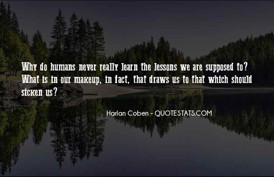 Harlan Coben Quotes #184250