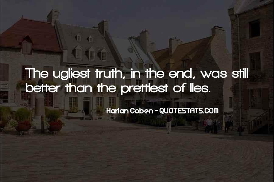 Harlan Coben Quotes #211134