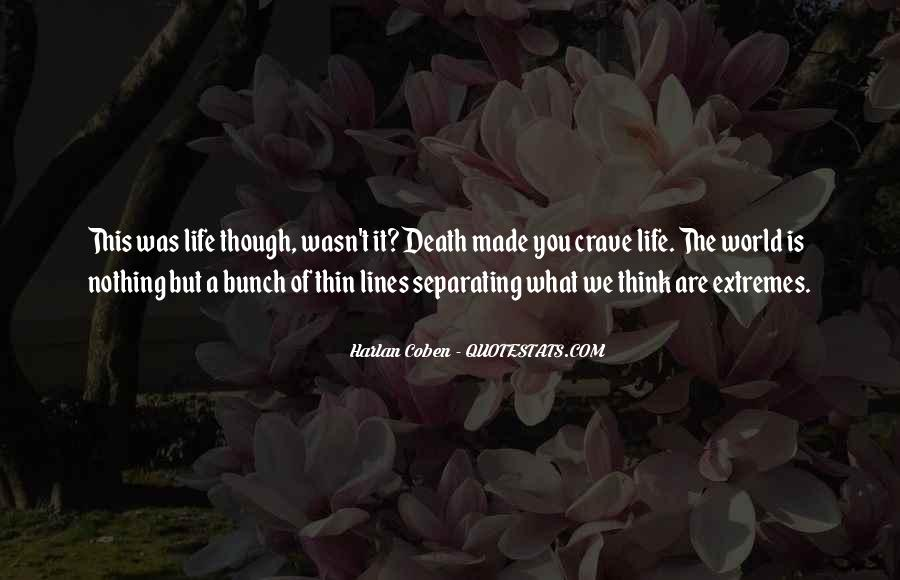 Harlan Coben Quotes #233780