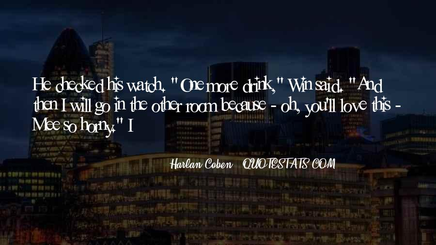 Harlan Coben Quotes #261708