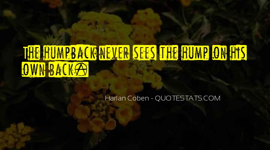 Harlan Coben Quotes #271513