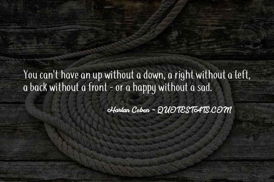 Harlan Coben Quotes #284264