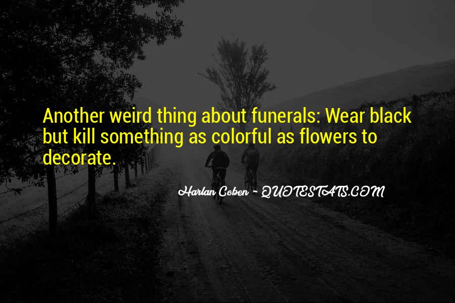 Harlan Coben Quotes #286511