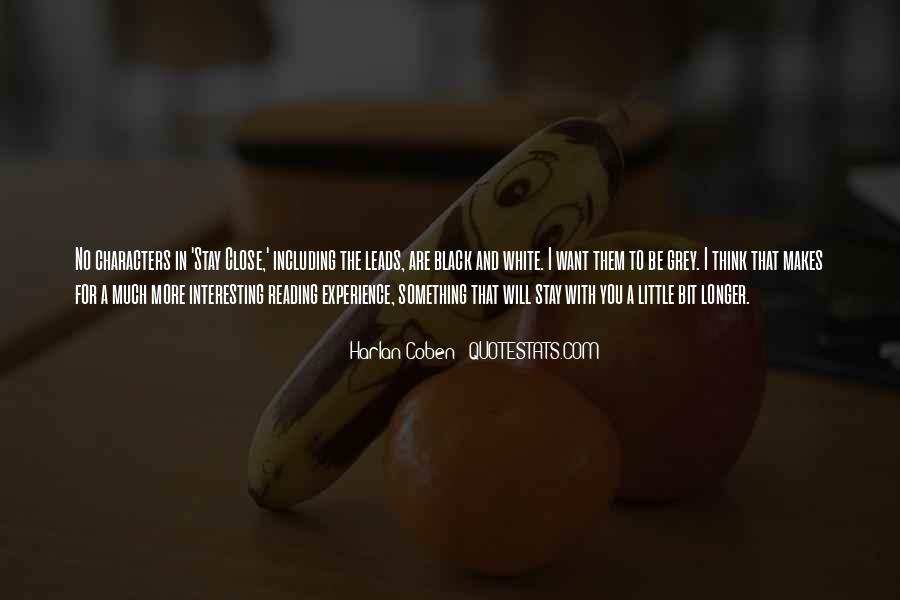Harlan Coben Quotes #325310