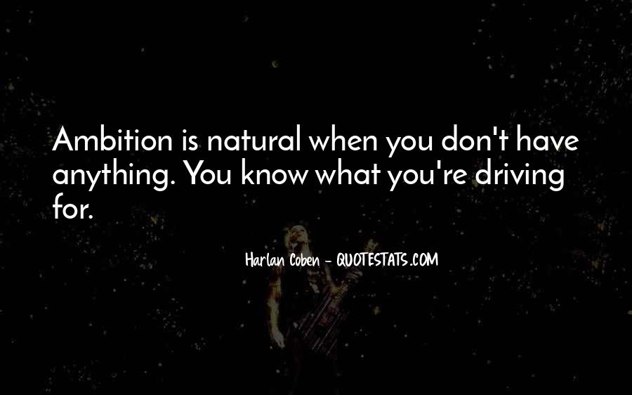 Harlan Coben Quotes #348606
