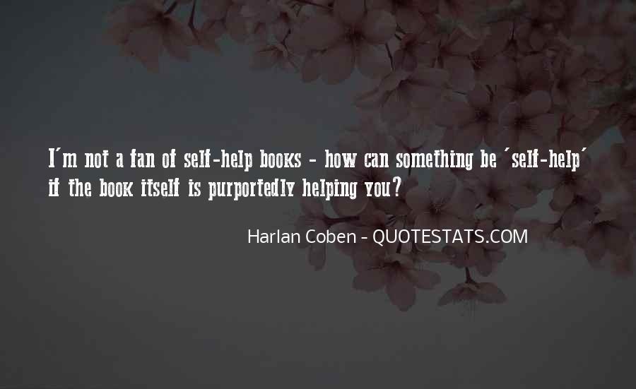 Harlan Coben Quotes #350340