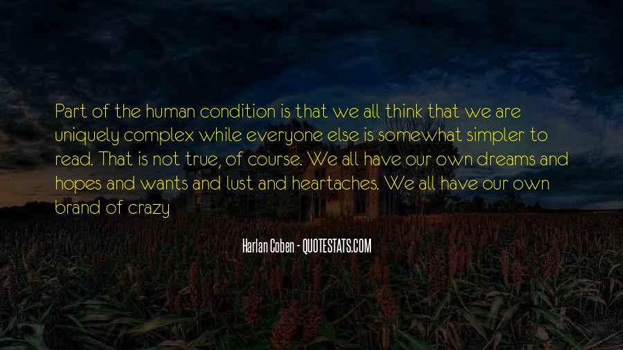 Harlan Coben Quotes #377033