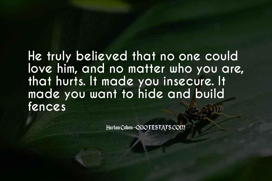 Harlan Coben Quotes #384288