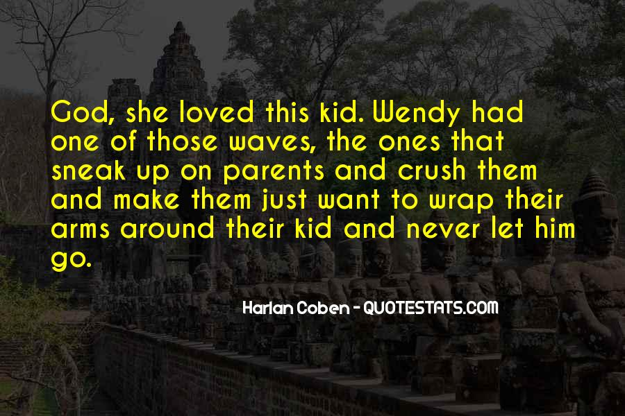 Harlan Coben Quotes #388309