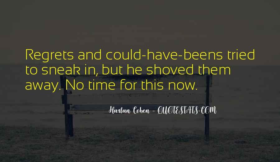 Harlan Coben Quotes #400583