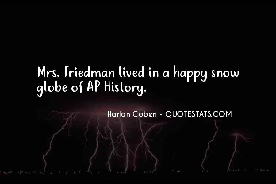 Harlan Coben Quotes #40538